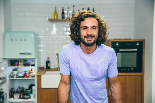 Joe Wicks (Conor McDonnell/PA)