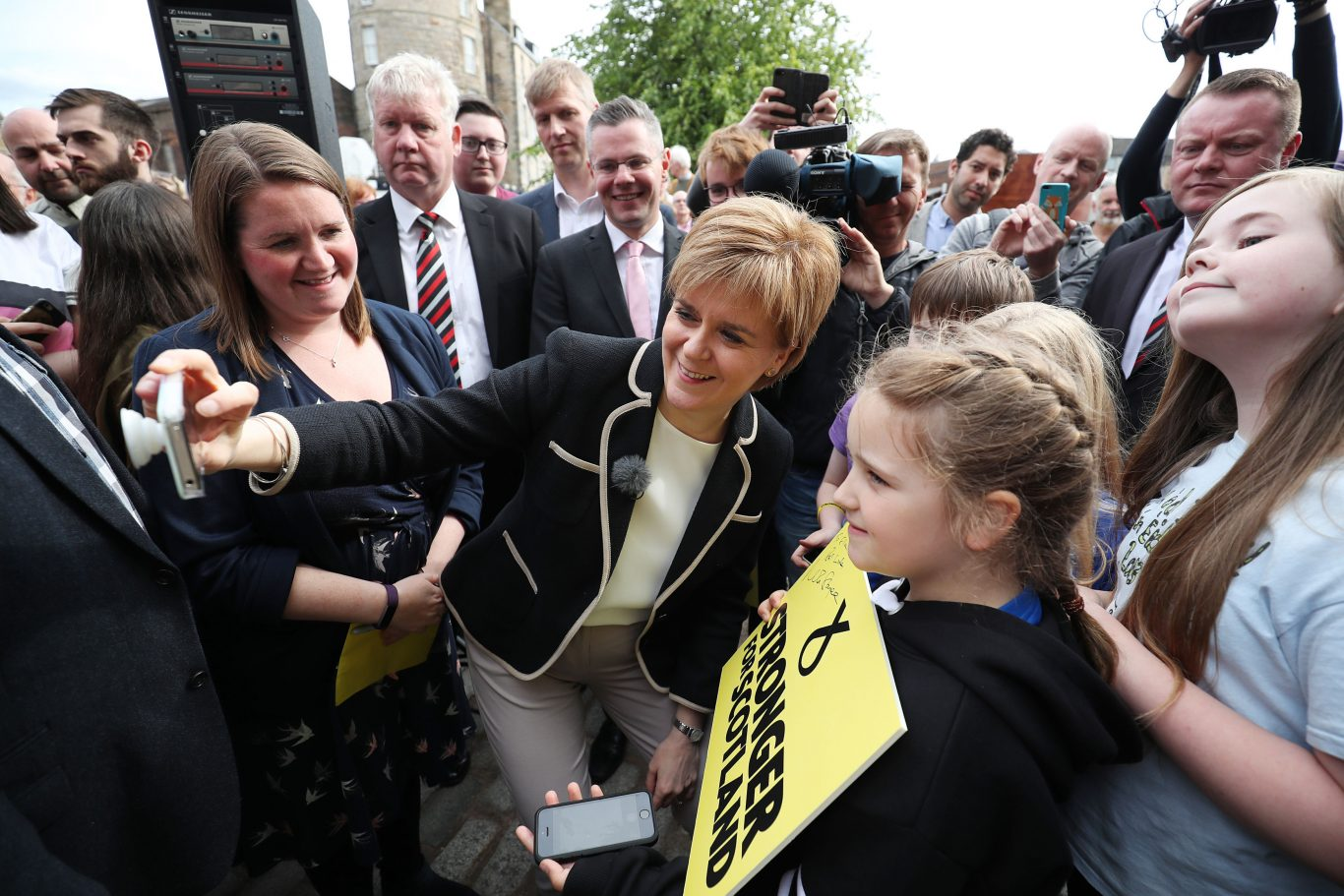 Election dents Scottish nationalists' hopes for independence