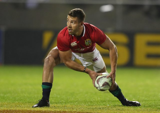 Sean O'Brien seat for first appearance of 2017 Lions tour