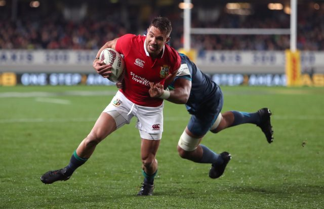 Lawes impresses but British & Irish Lions stutter to defeat