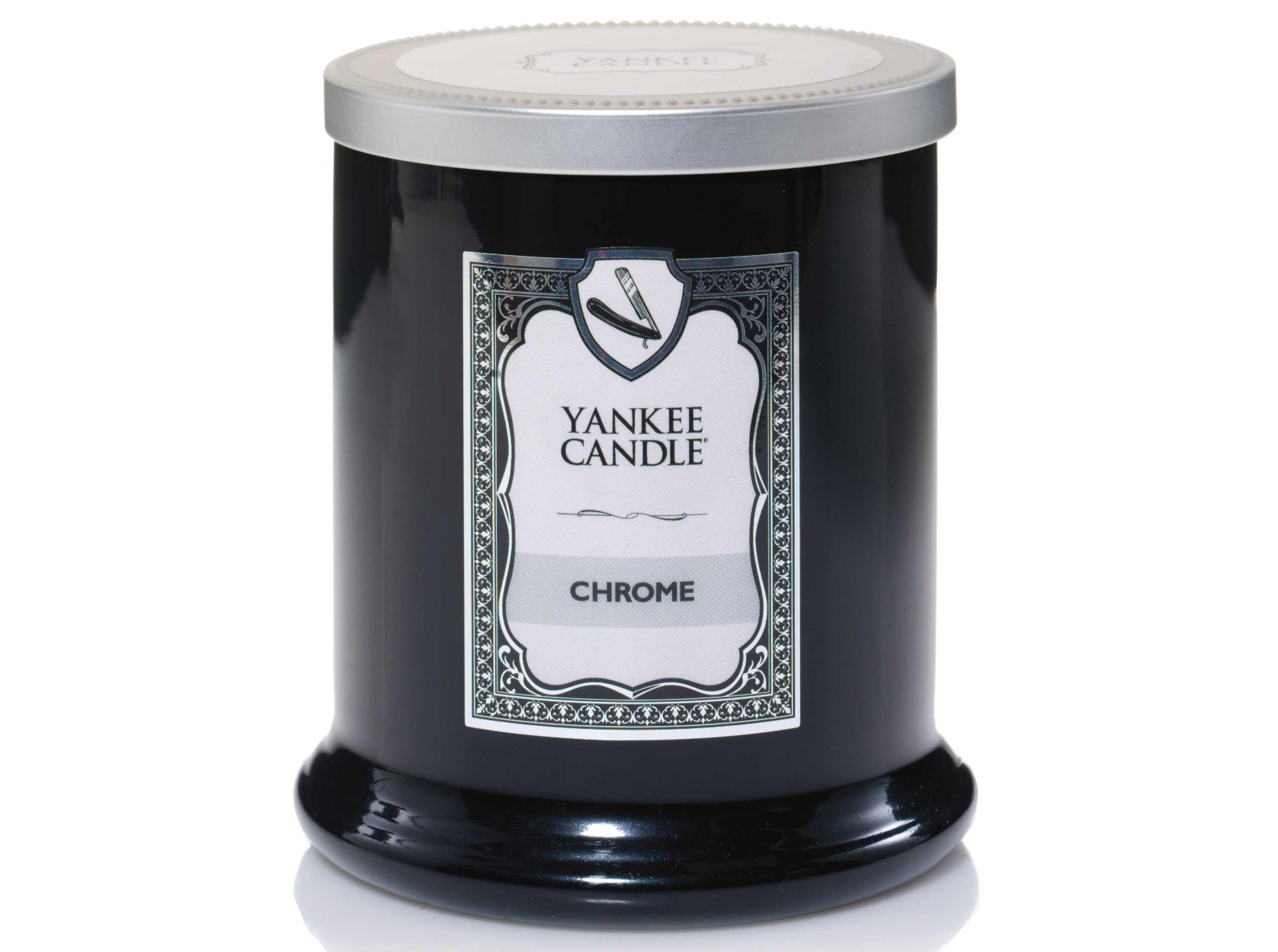 Yankee Candle Chrome