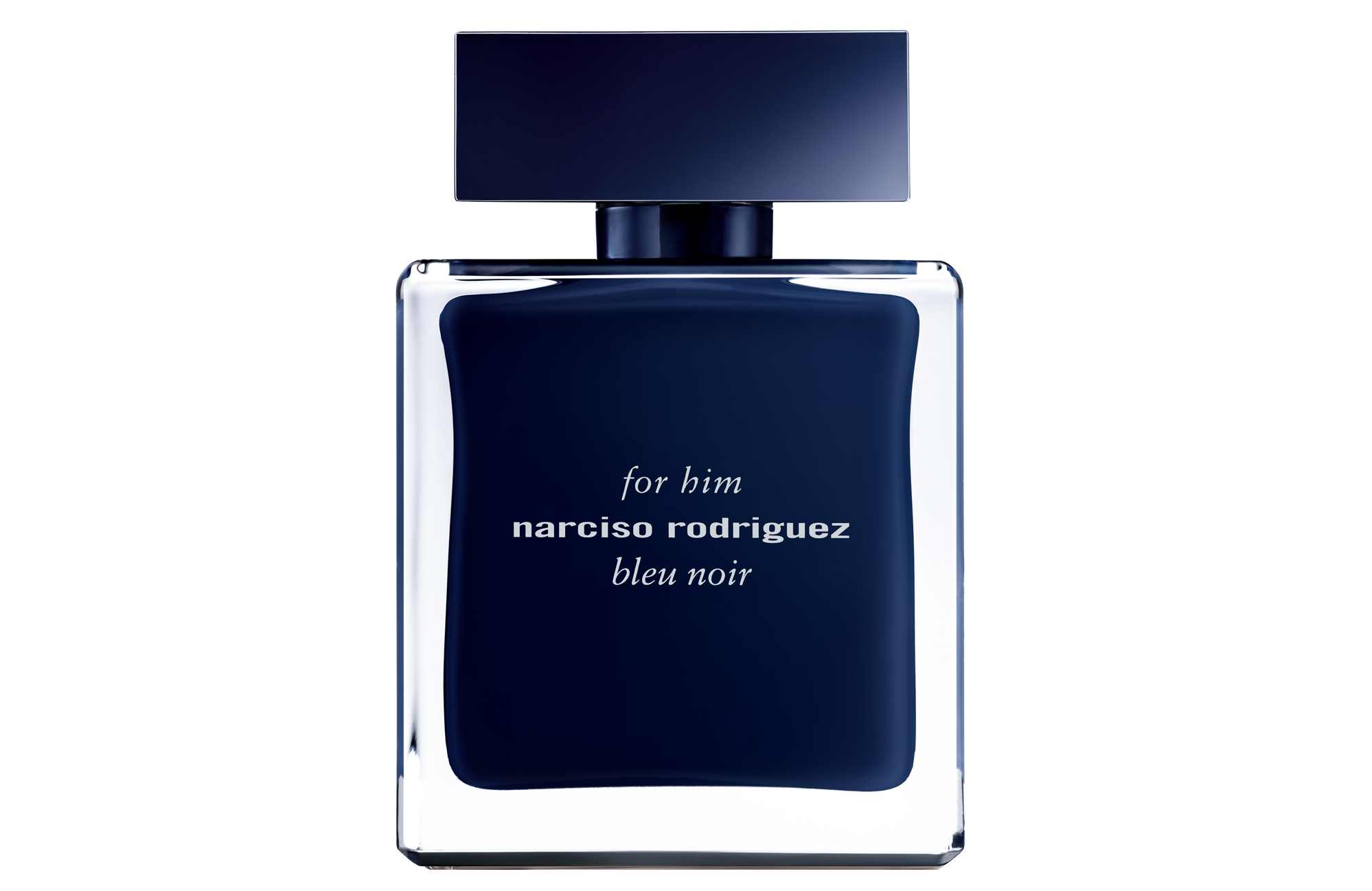 Bottle of Narciso Rodriguez Bleu Noir Eau de toilette