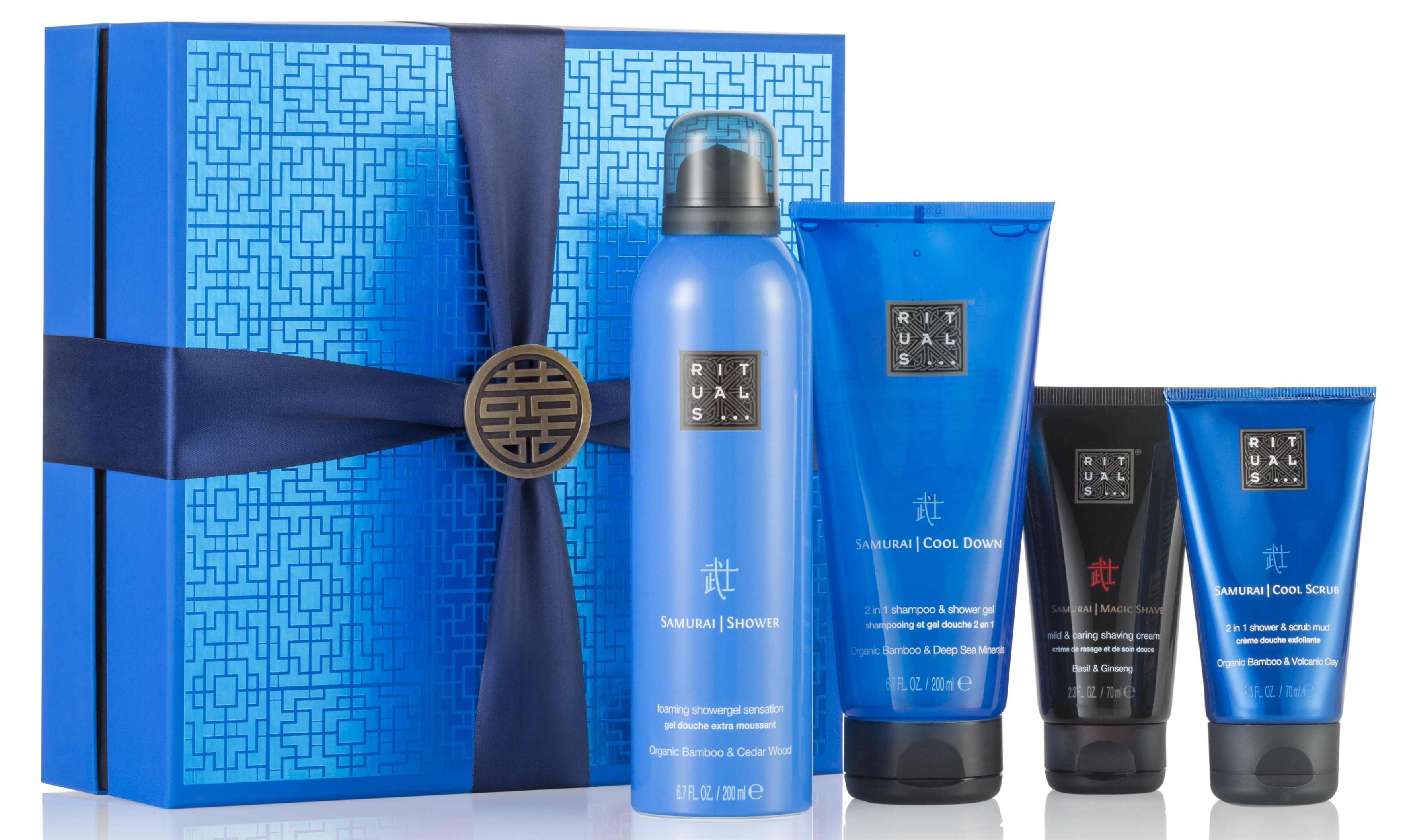 Rituals The Ritual of Samurai Body Refreshing Ritual Gift set