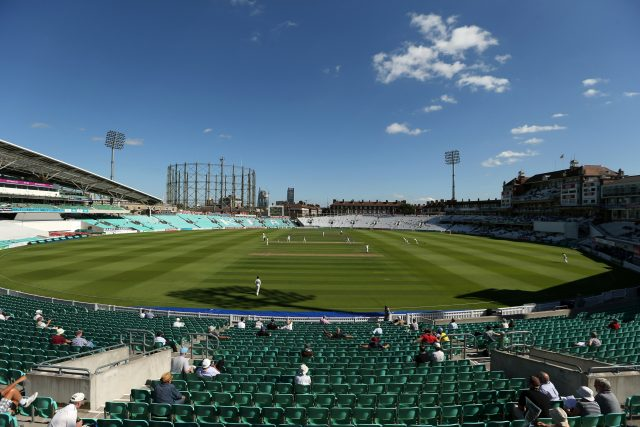 Surrey planning ambitious redevelopment of Oval