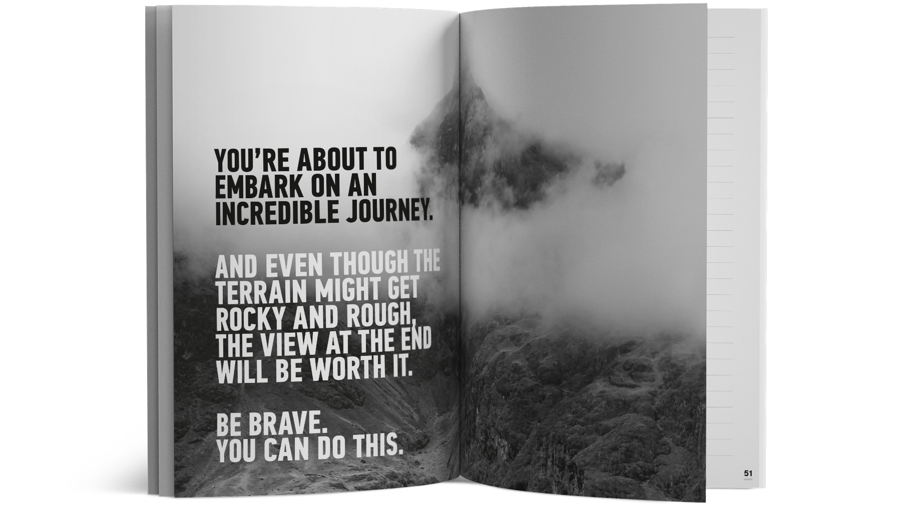 This Book Will Make You Stronger by MindJournal's Ollie Aplin (MindJournal/PA)