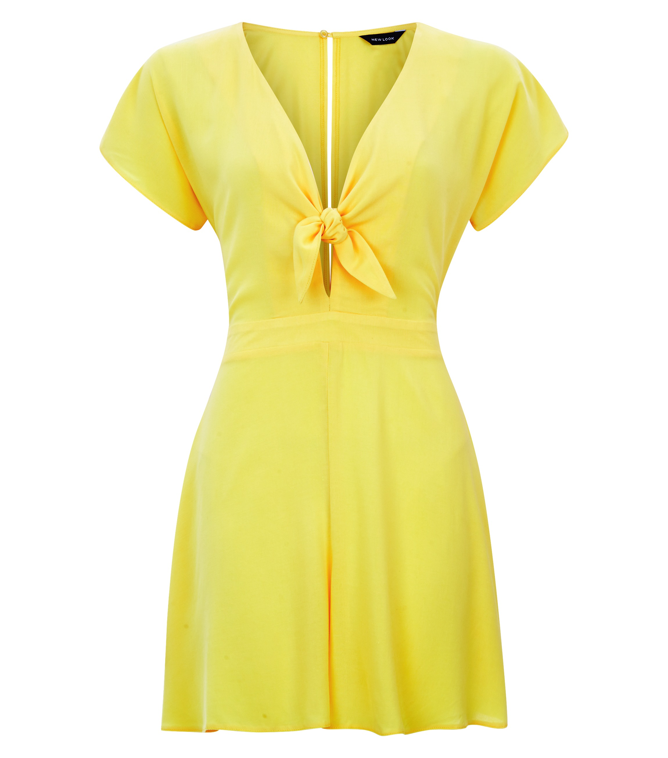 new look yellow playsuit (New Look/PA)