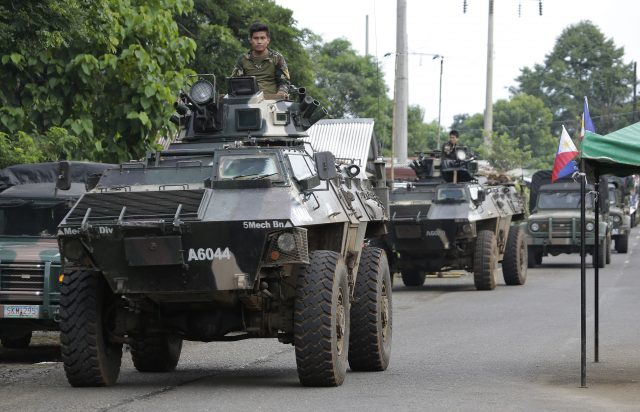U.S. joins battle against Daesh-linked group in southern Philippines