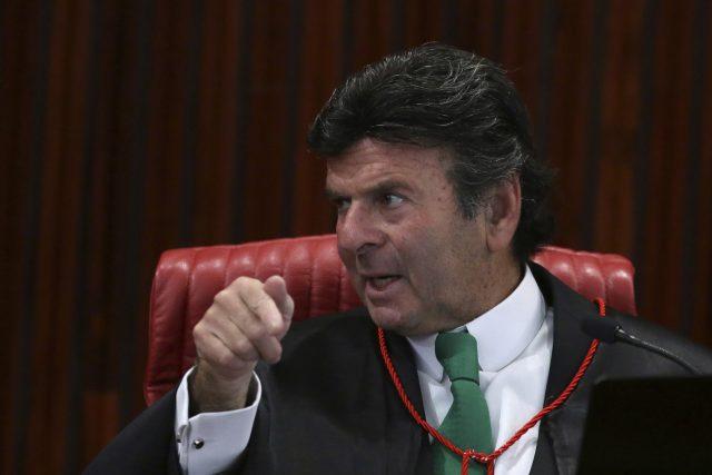 Superior Electoral Court Minister Luiz Fux