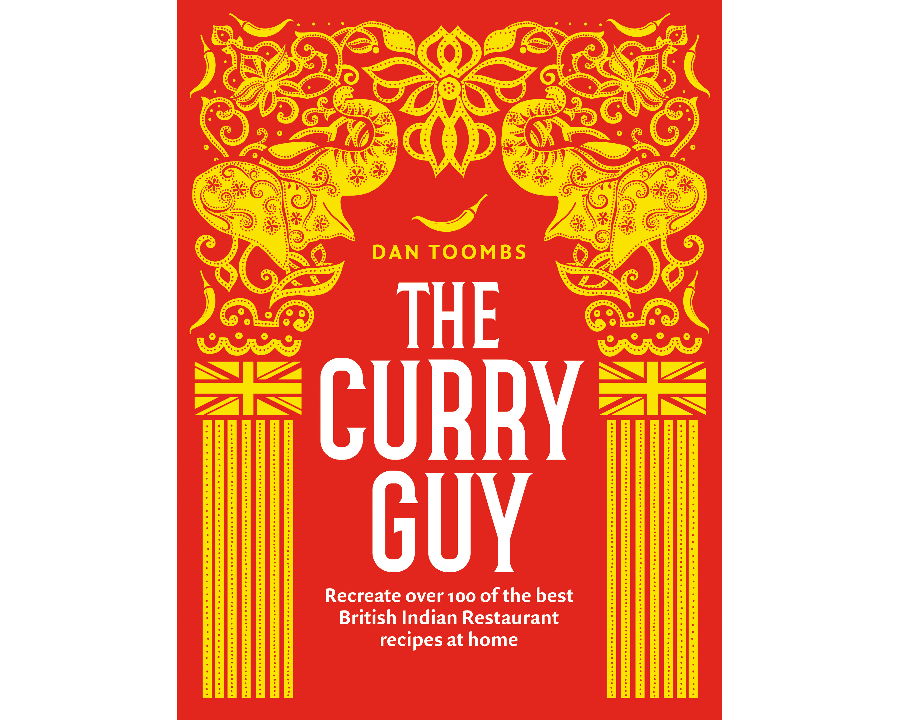 The Curry Guy book cover (Quadrille/PA)