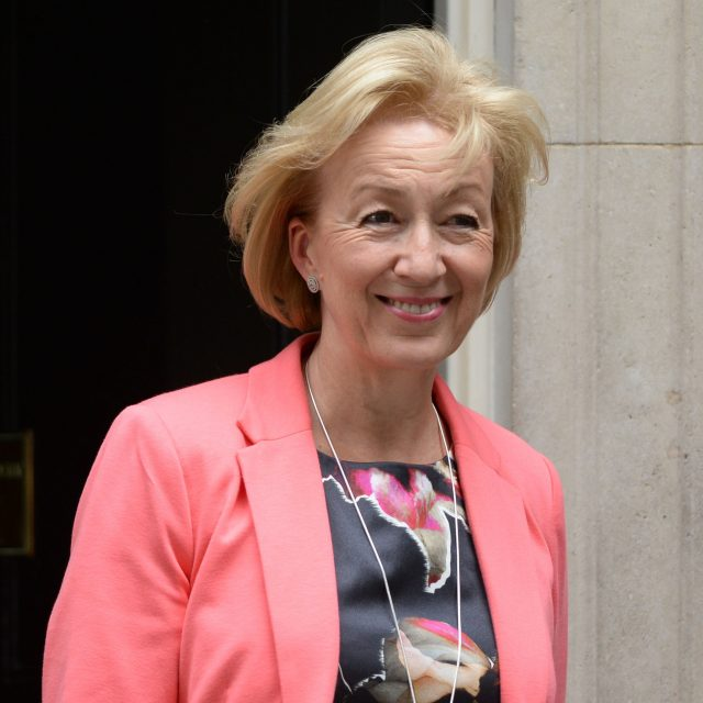 Commons leader Andrea Leadsom (Victoria Jones/PA)