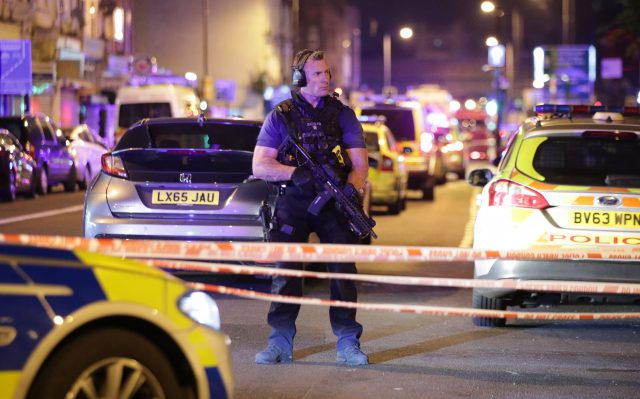 'A Number of Casualties' After Incident in London, 1 Arrested: UK Police
