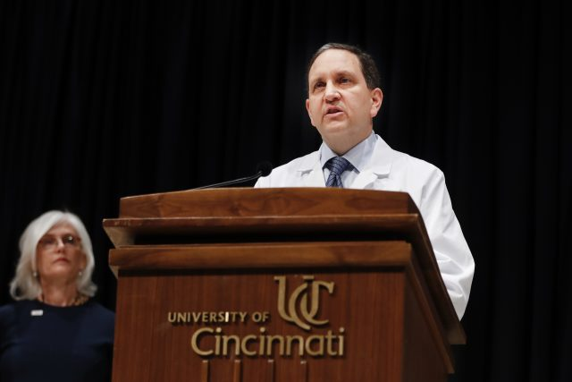 Daniel Kanter, medical director of the Neuroscience Intensive Care Unit