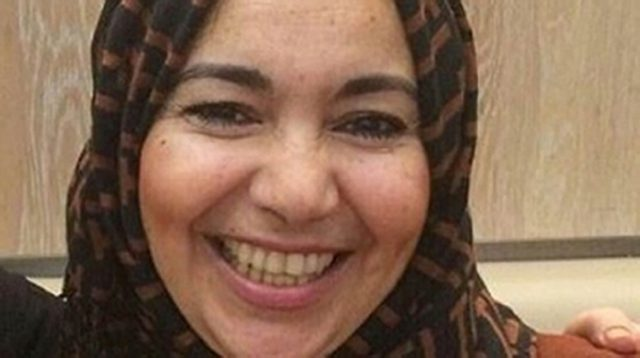 Khadija Khalloufi, 52, who has been named as having died in the fire