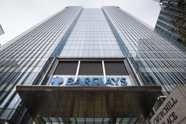 the charges relate to the bank's fundraising in 2008, which saw Barclays raise emergency capital from Qatari investors