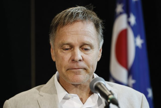 Fred Warmbier, father of Otto Warmbier
