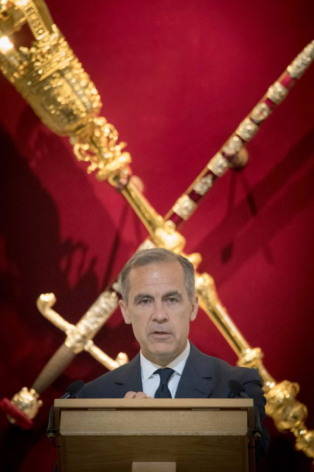 Mark Carney again warned against protectionism
