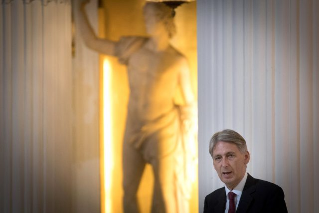 Mr Hammond said immigration to Britain will be managed but not