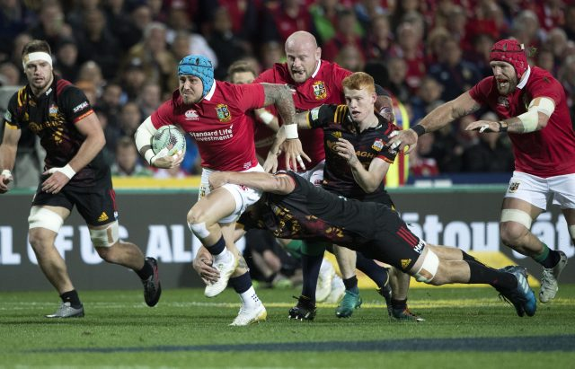 Lions are ready to roar ahead of first Test, insists Graham Rowntree