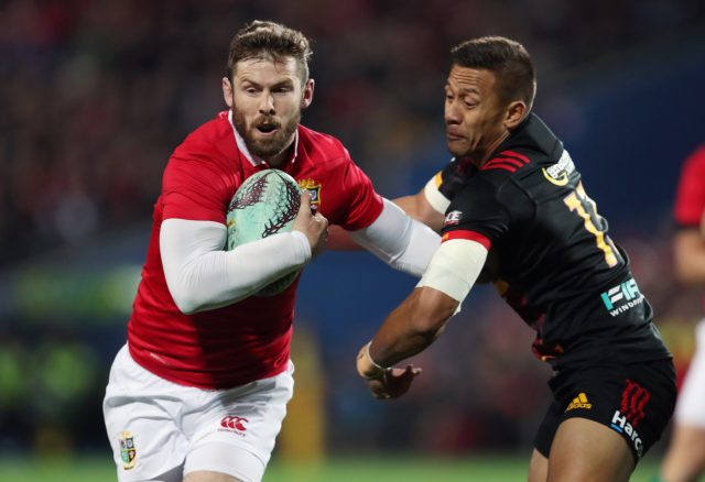 Lions building nicely ahead of tests - Gatland