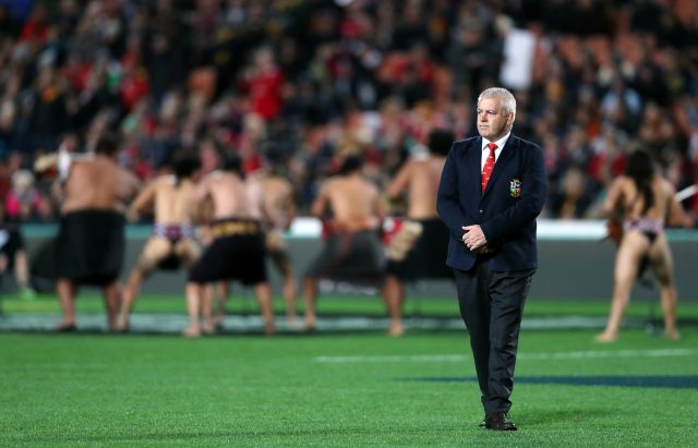 All Black management unconcerned about Lions' defence