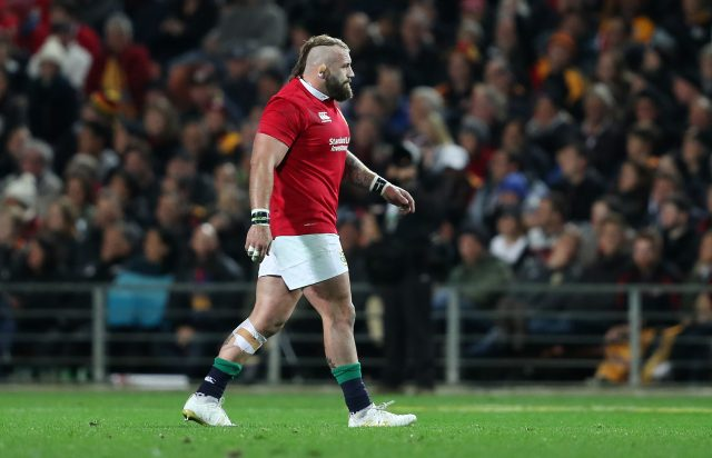 All Blacks skipper Read in line to face Lions - Foster