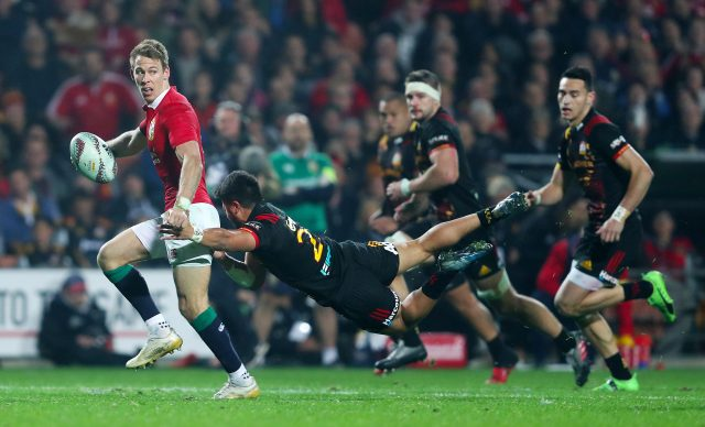 Rowntree says mid-week players pressing for Lions test spots