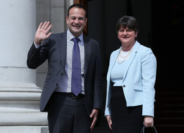 DUP says deal with Tories 95% complete