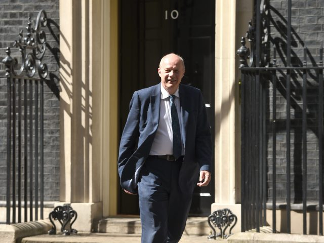 "Damian Green said ""there's every possibility of a DUP deal"" (David Mirzoeff/PA)"