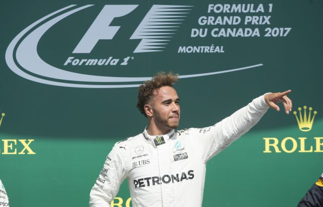 Lewis Hamilton says Mercedes turned a corner with Canadian Grand Prix win
