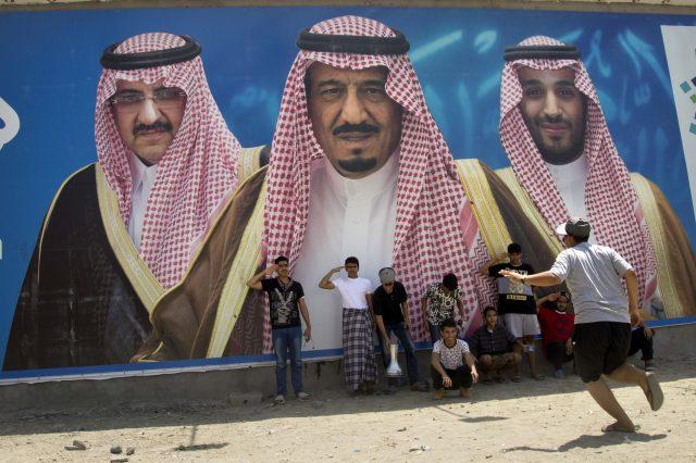 The young crown prince reshaping Saudi Arabia