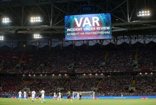 FIFA satisfied with attendance at Confed Cup games in Russia