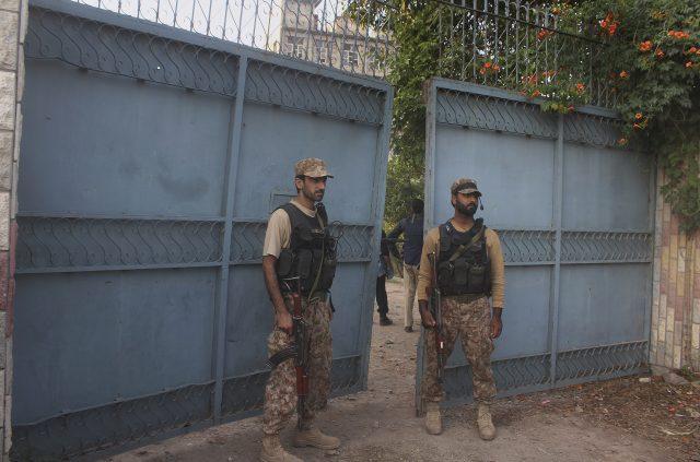 Over 50 killed in three attacks across Pakistan