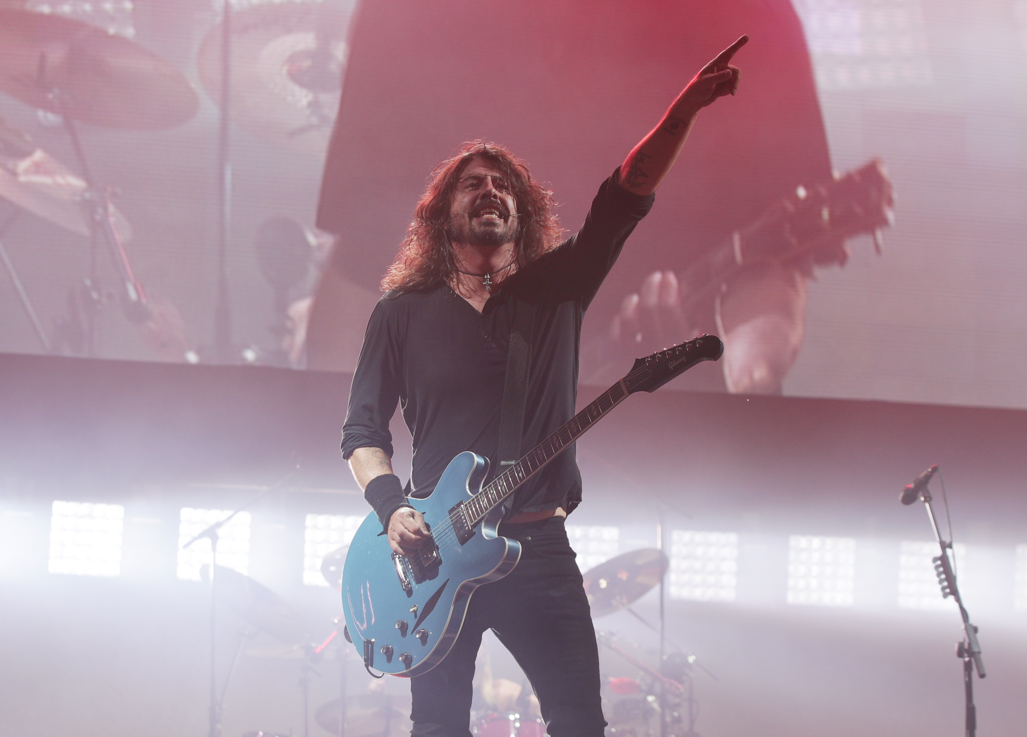Foo Fighters announce massive 2018 United Kingdom shows
