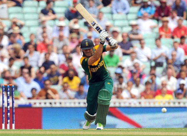 Faf du Plessis will captain South Africa