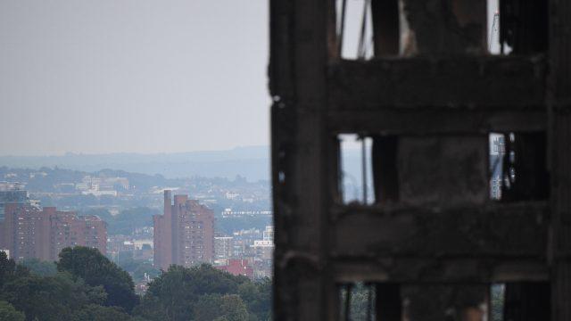 Grenfell disaster panel chairman advised against retrofit sprinklers