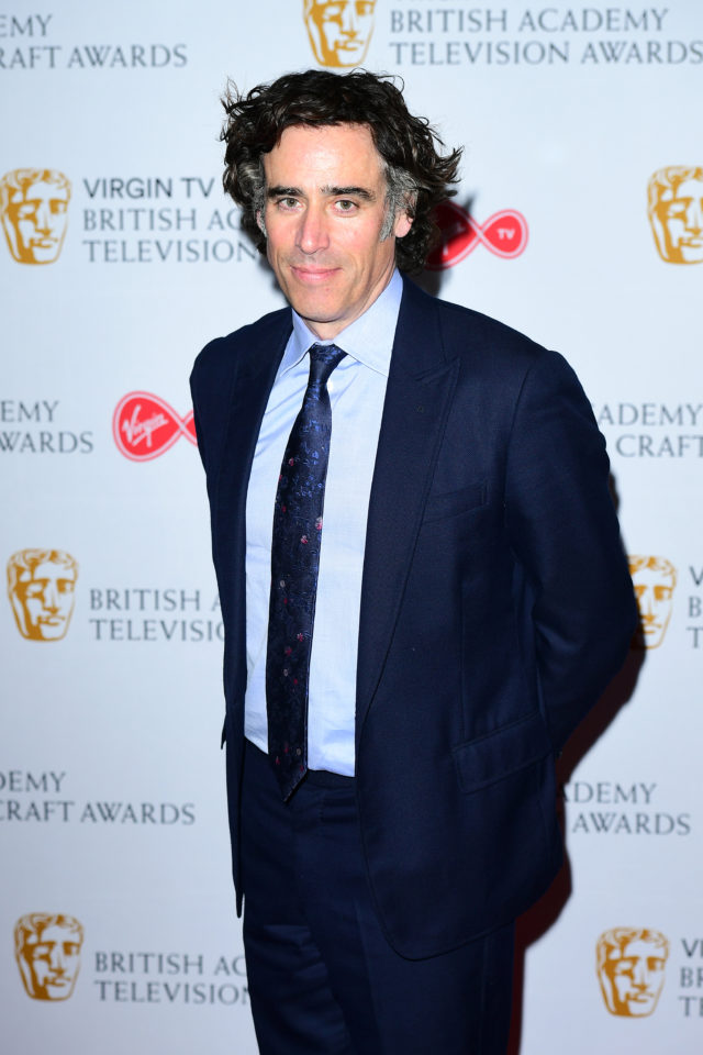 Stephen Mangan (Ian West/PA)