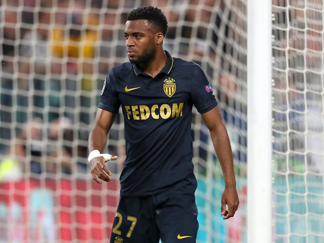Thomas Lemar is apparently top of Arsenal's wish-list (Adam Davy/EMPICS Sport)