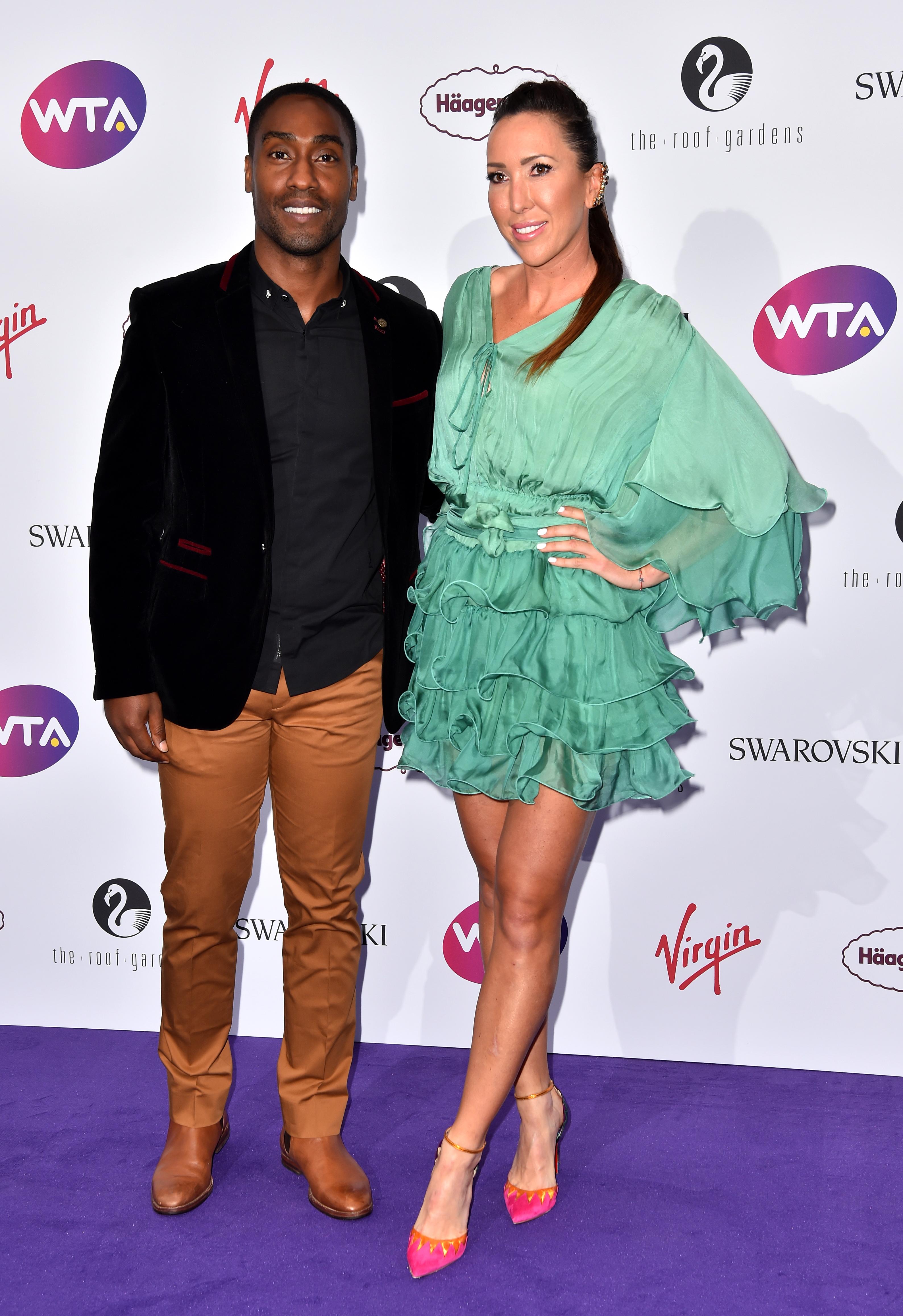 Tennis stars celebrate Wimbledon at WTA party | Bailiwick Express