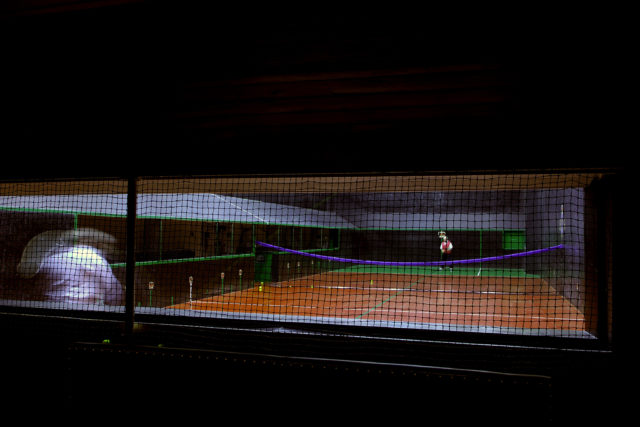 Real Tennis at Queen's Club