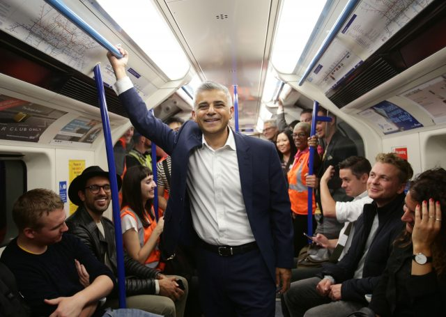 London Overground to launch 24-hour service on weekends