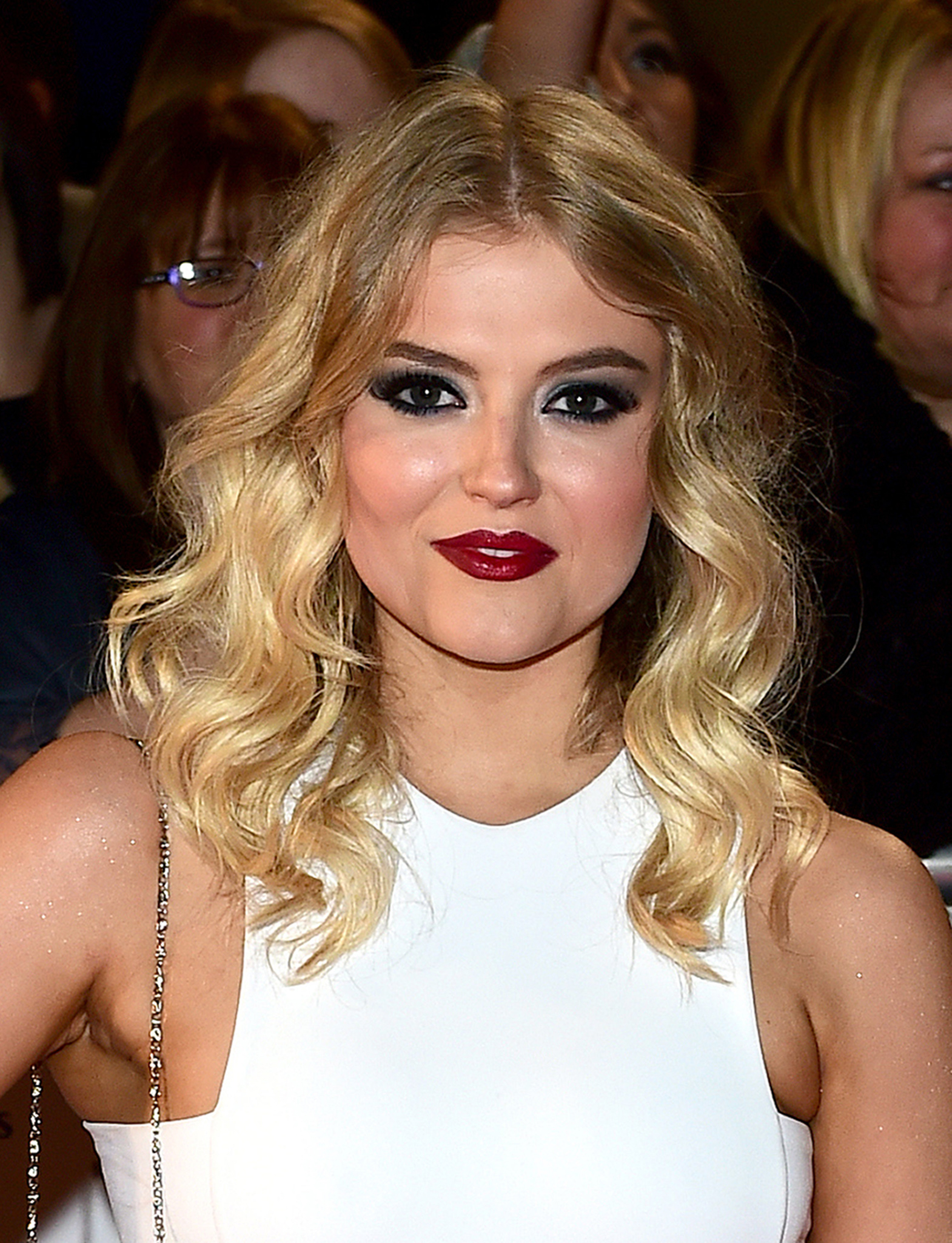 Lucy Fallon (Ian West/PA)