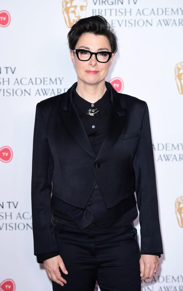 Sue Perkins confesses brain tumour diagnosis caused epic