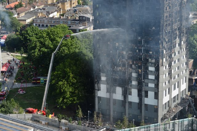 Norway's Protector predicts £50m loss from Grenfell Tower