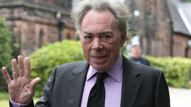 Lord Lloyd Webber has enjoyed a career of unparalleled success on stage (Peter Byrne/PA)