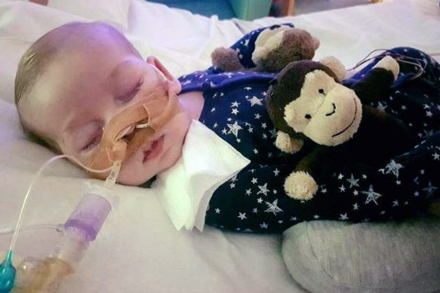Charlie Gard could be made an American so he can access treatment