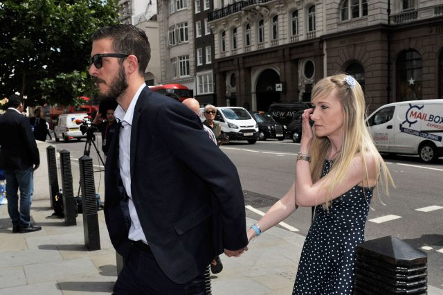 UK Hospital Reconsiders Baby Charlie Gard's Death Verdict