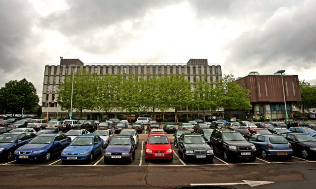 Drivers waste billions searching and overpaying for parking spots