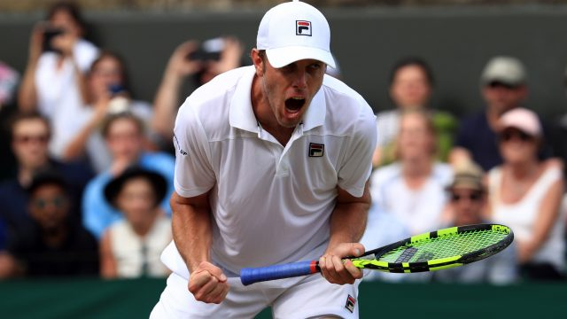 Sam Querrey has lost to Andy Murray in seven of their eight mettings