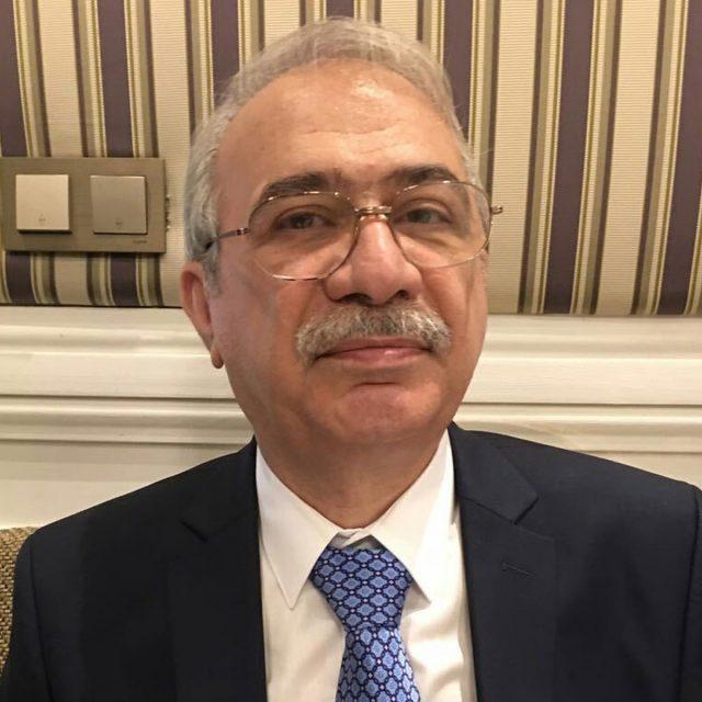 Hamid Kani (Maryam Shahvarani/PA)