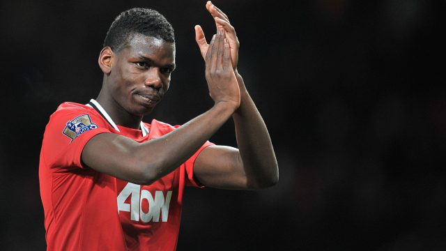 Manchester United paid Juventus £89m for Paul Pogba last summer
